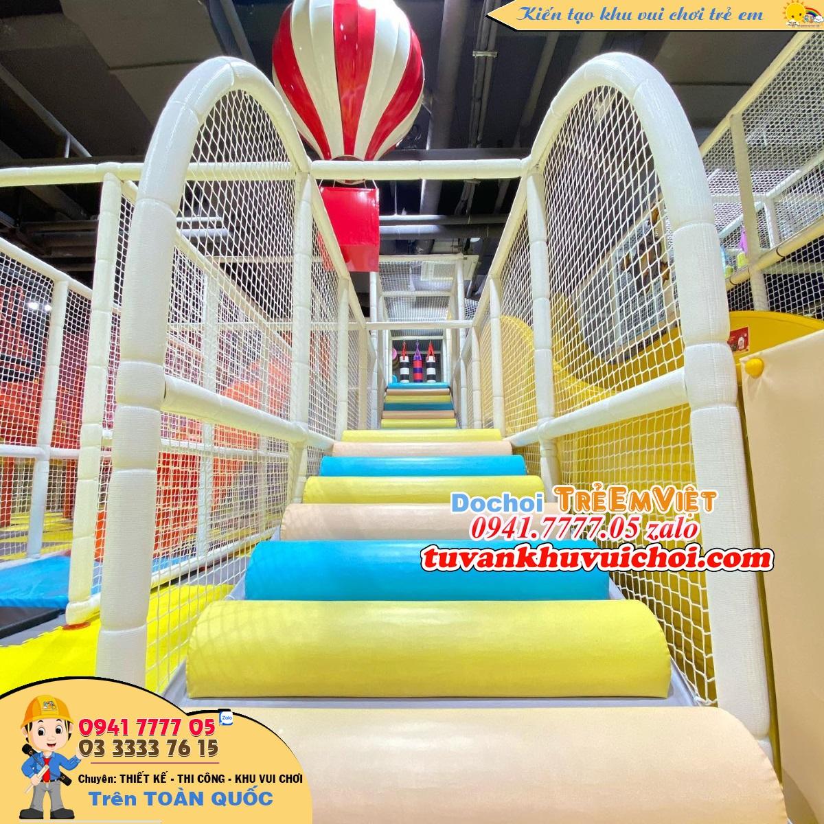 khu vui chơi trẻ em 300m2
