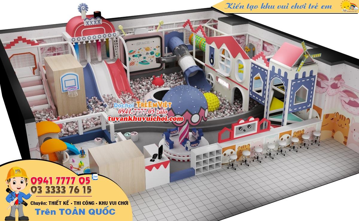 Cty Cung cấp đồ chơi cho khu vui chơi