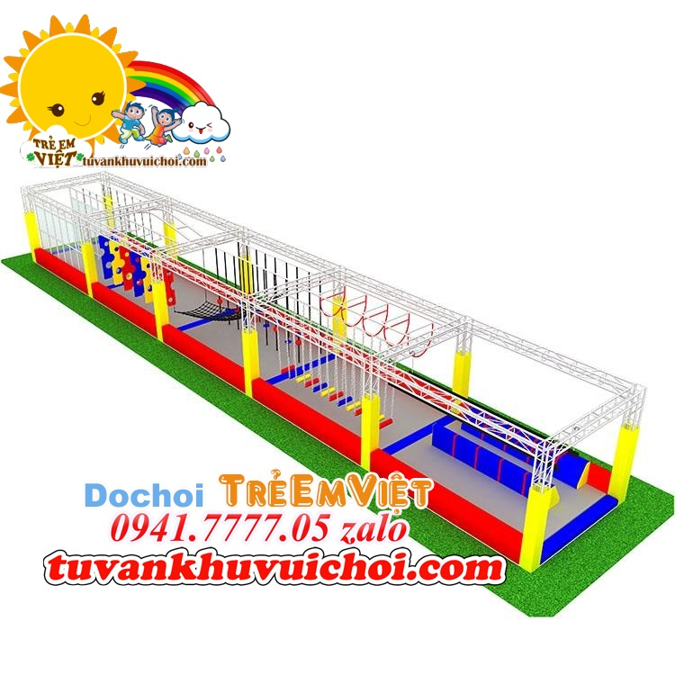 Cung cấp đồ chơi cho khu vui chơi