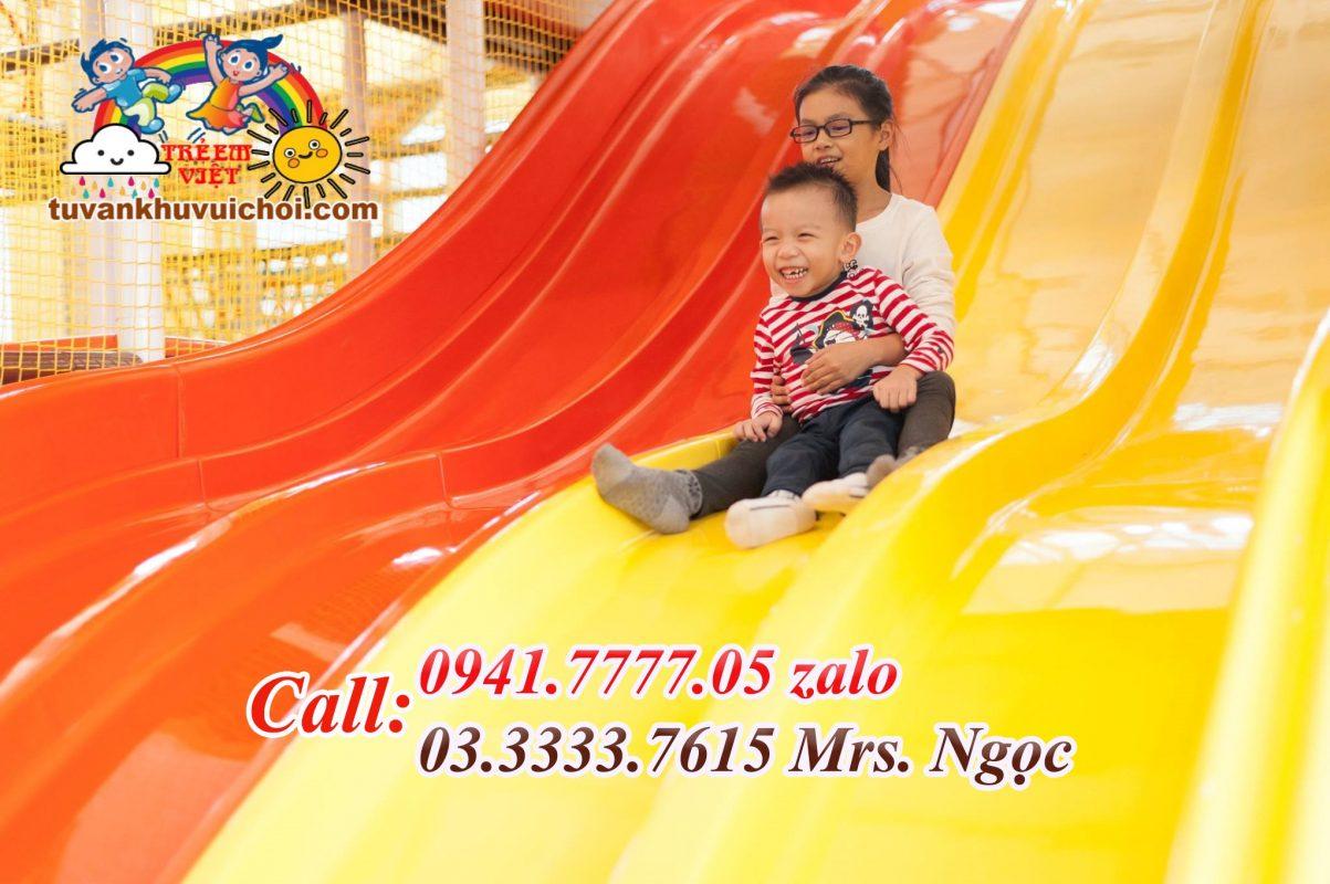 Chi phí mở khu vui chơi trẻ em.