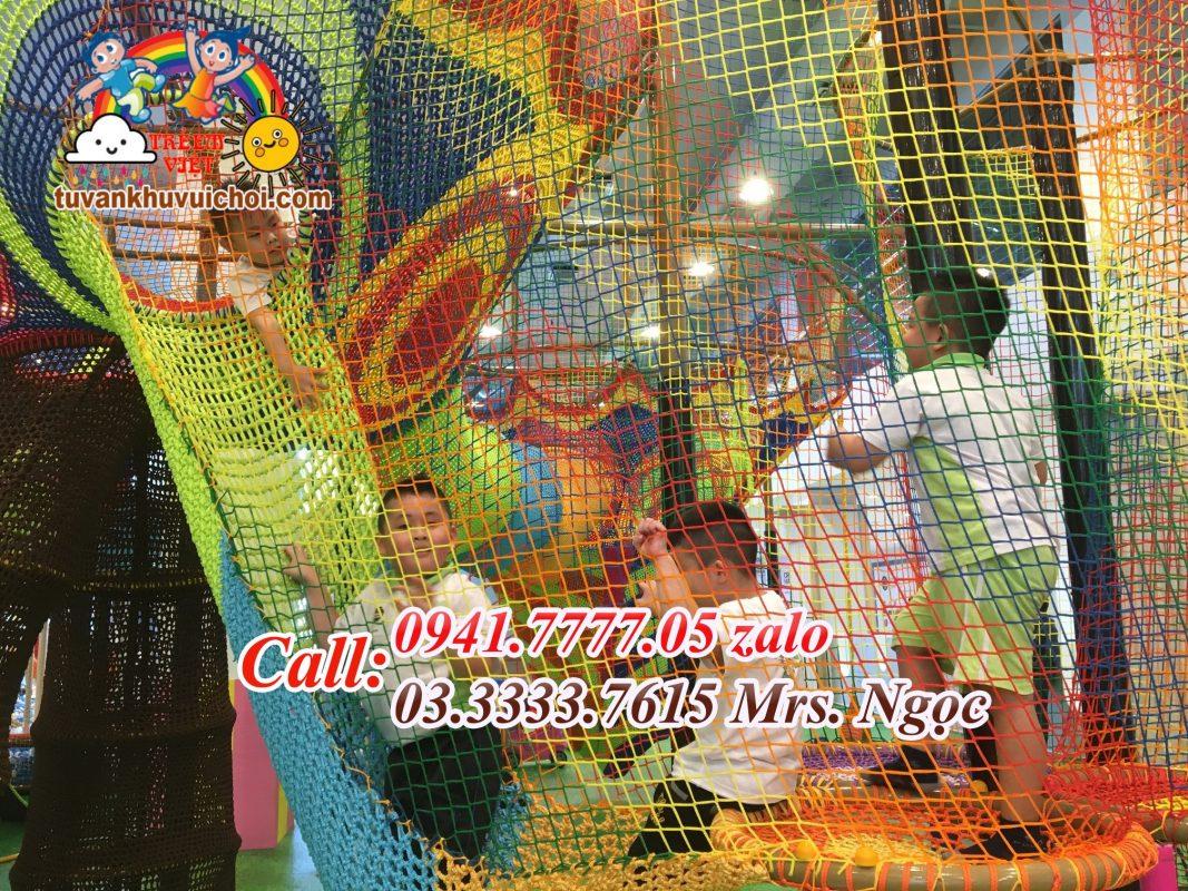 Chi phí mở khu vui chơi trẻ em
