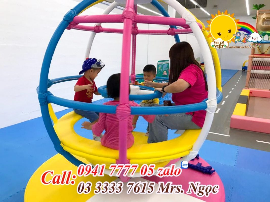 Đồ chơi cho khu vui chơi trẻ em