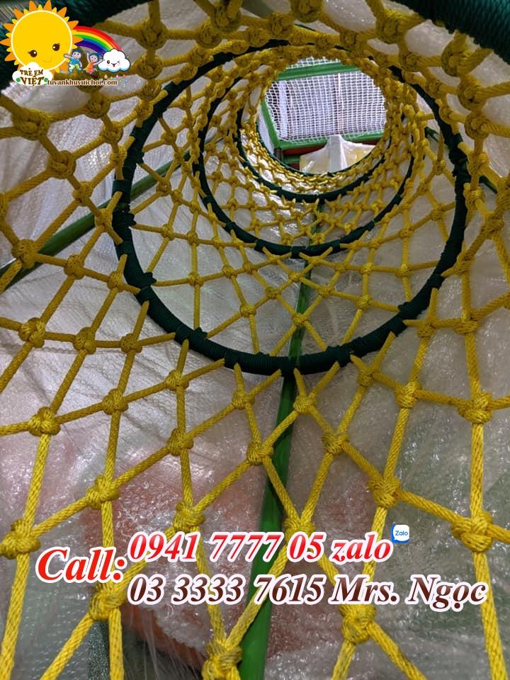 Ống chui đan lưới