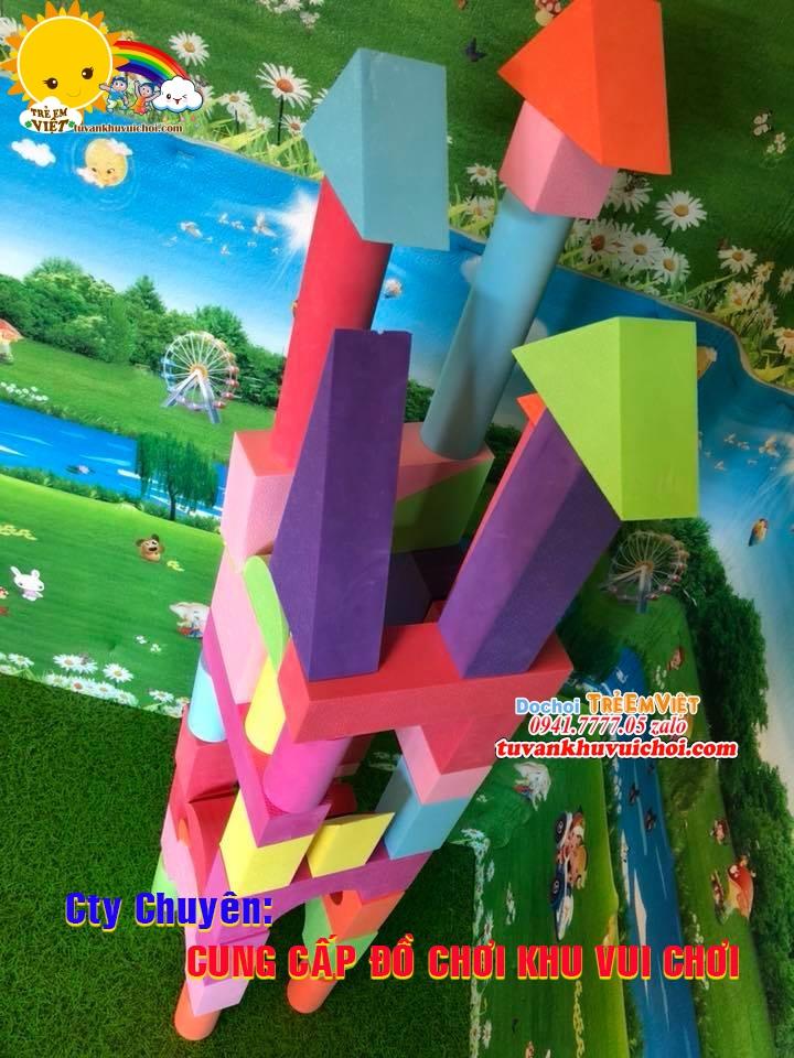 Lego dành cho khu vui chơi trẻ em