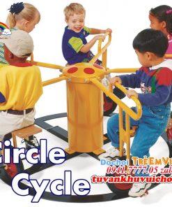 Mâm xoay xe đạp