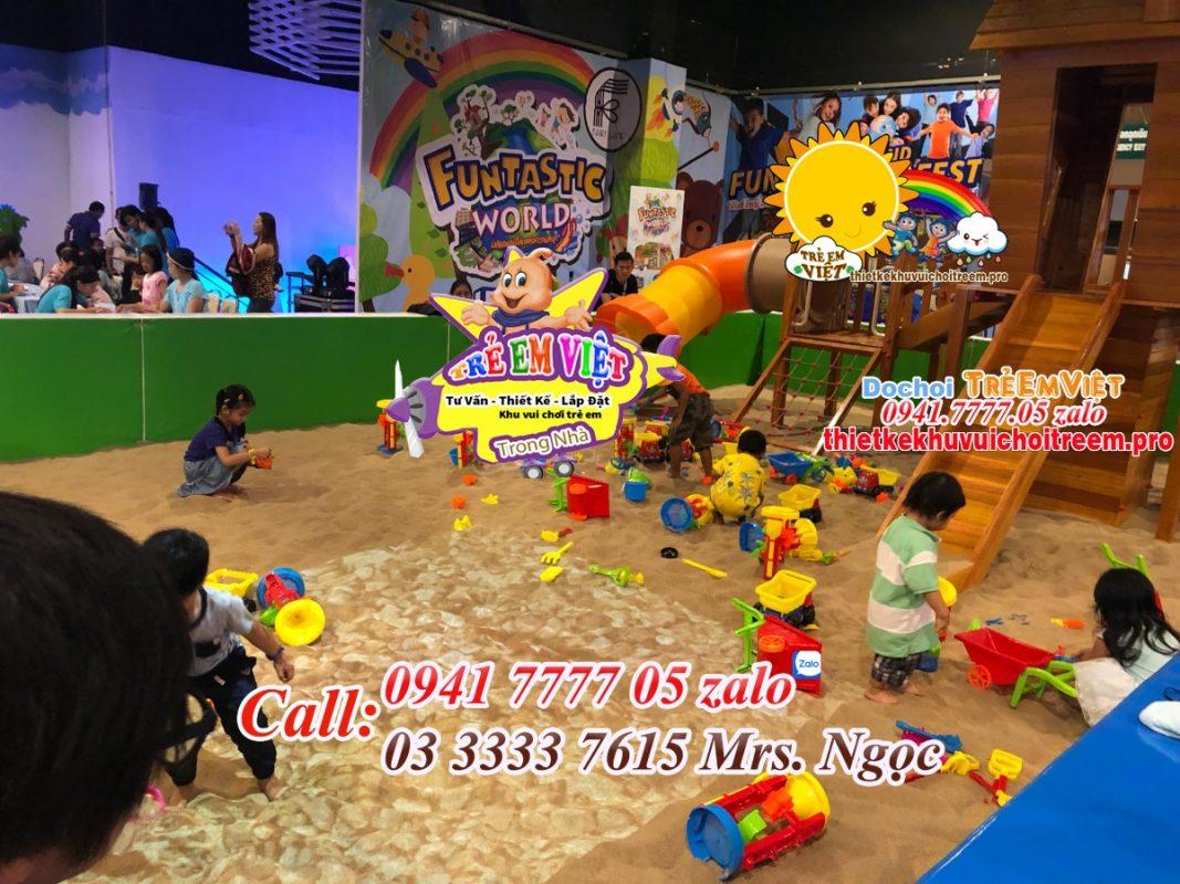 Dự án khu vui chơi trẻ em