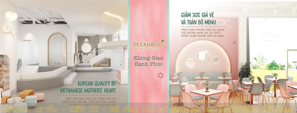 Peekaboo Premium Kids Café