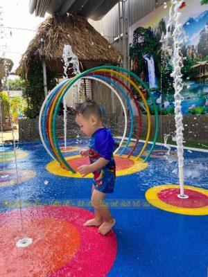 Quán cà phê có khu vui chơi trẻ em ở HOOC MÔN (1)
