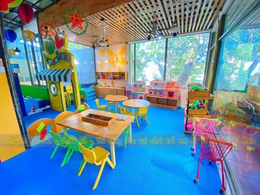 Quán cafe có chỗ chơi cho bé ở Tp Huế