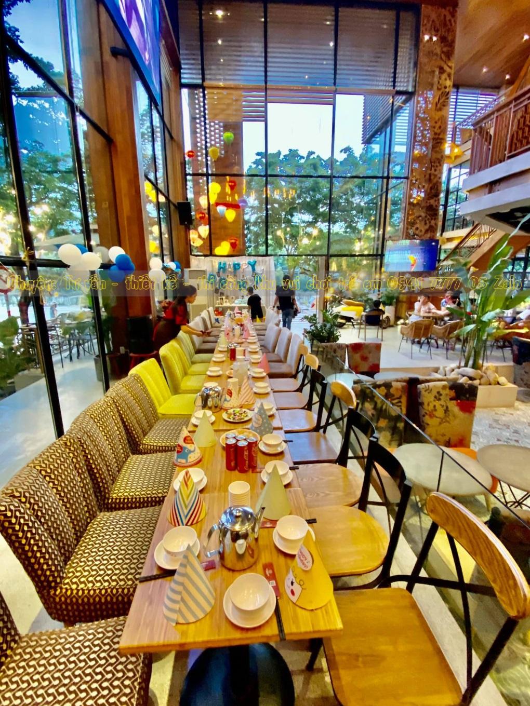 Quán cafe có chỗ chơi cho bé ở Đà Nẵng