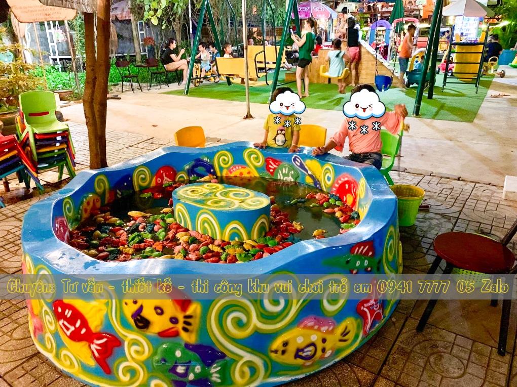 Cafe có khu vui chơi trẻ em ở Đà Nẵng