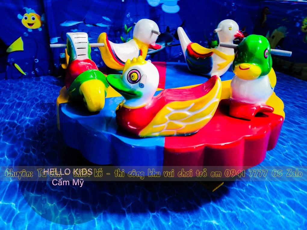 Hello Kids - Khu Vui Chơi Giải Trí Trẻ Em