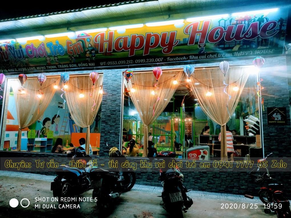 Happy House Khu Vui Chơi Trẻ em và cà phê