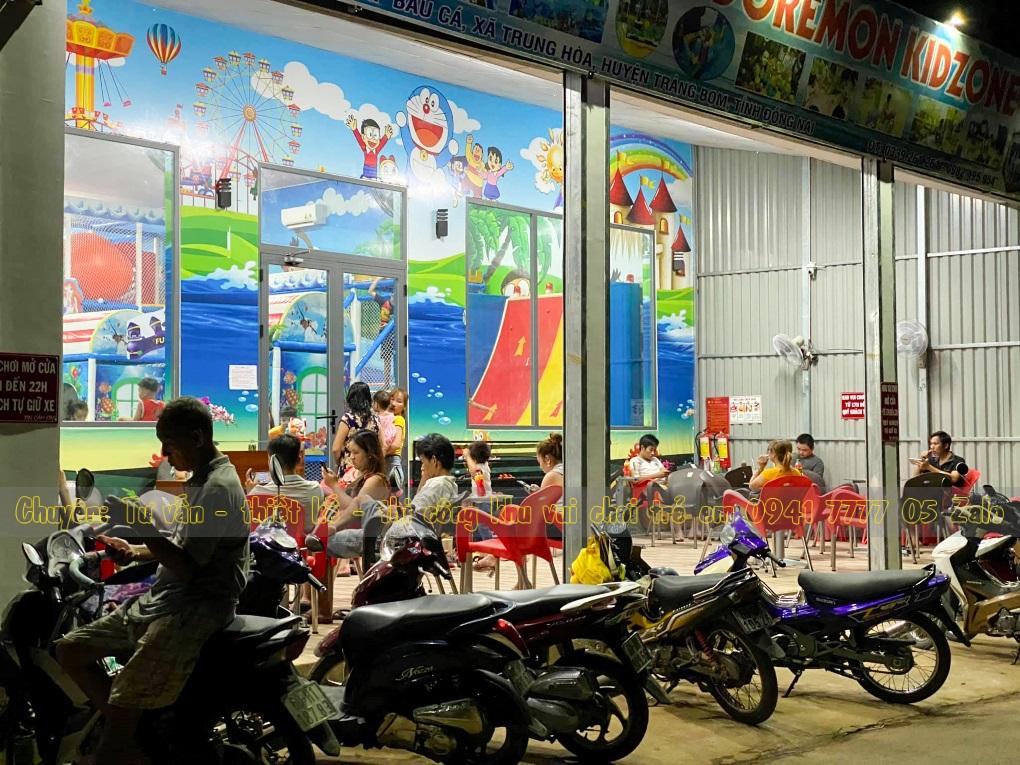 Khu vui chơi trẻ em ở Trảng Bom - Đồng Nai