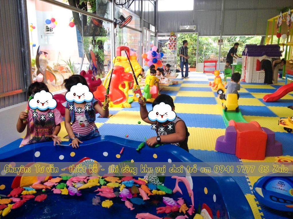 Khu vui chơi trẻ em Zuppy