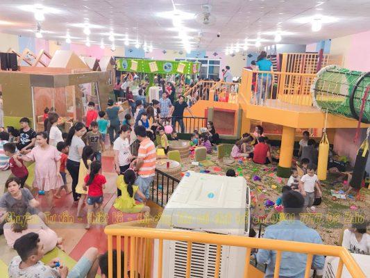 Khu vui chơi trẻ em ở Đồng Nai