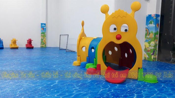 Khu vui chơi trẻ em ở thành phố thủ dầu một, bình dương