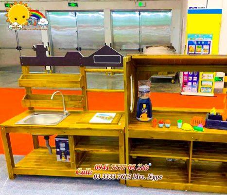đồ chơi hướng nghiệp bằng gỗ