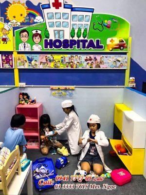 khu hướng nghiệp bác sĩ