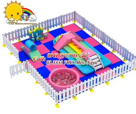 thiết bị vui chơi trẻ nhỏ 2 - 5 tuổi
